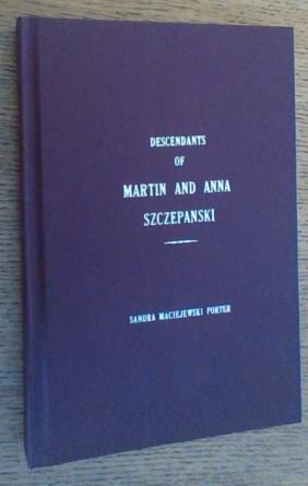 Szczepanski book