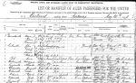 1911 Ellis Island Jozef Prus-a