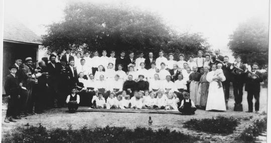 1907 Szczepanska Maciejewski wedding