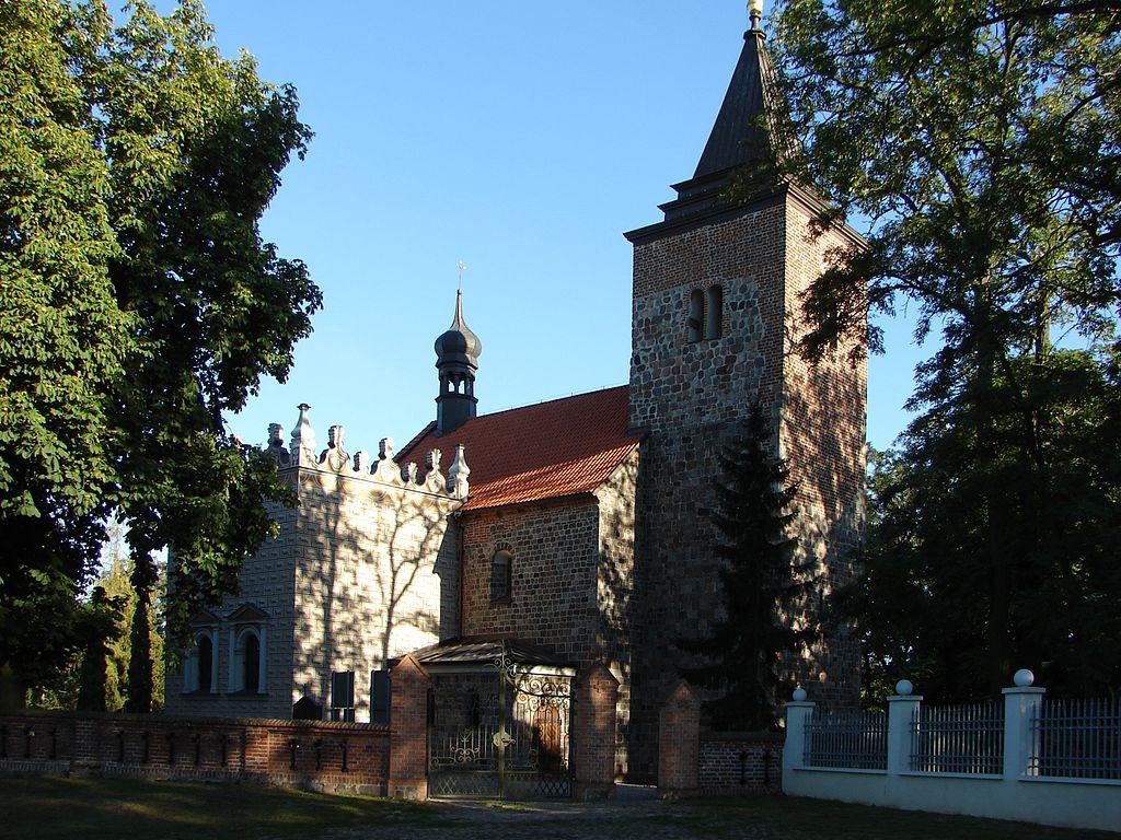 Kościelec,_Gmina_Pakość,_Inowrocław_County