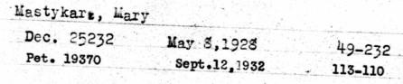 1932 Mary Mastykarz naturalization cropped