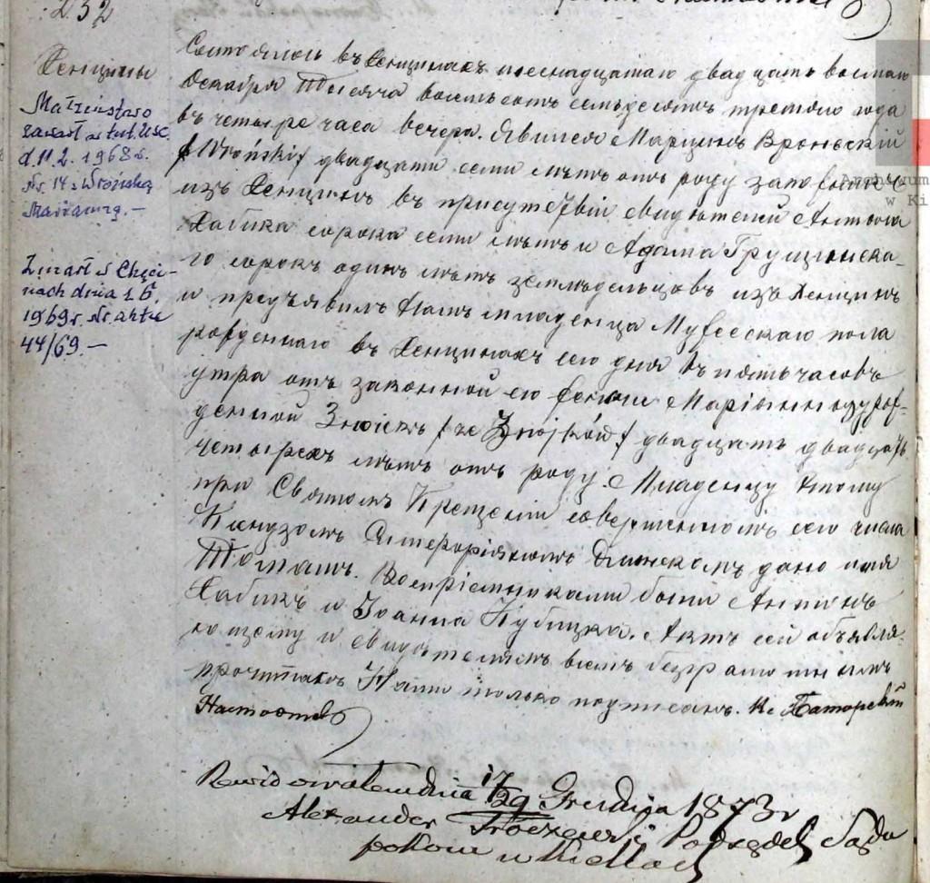 Znojek | myfamilyhistoryresearch